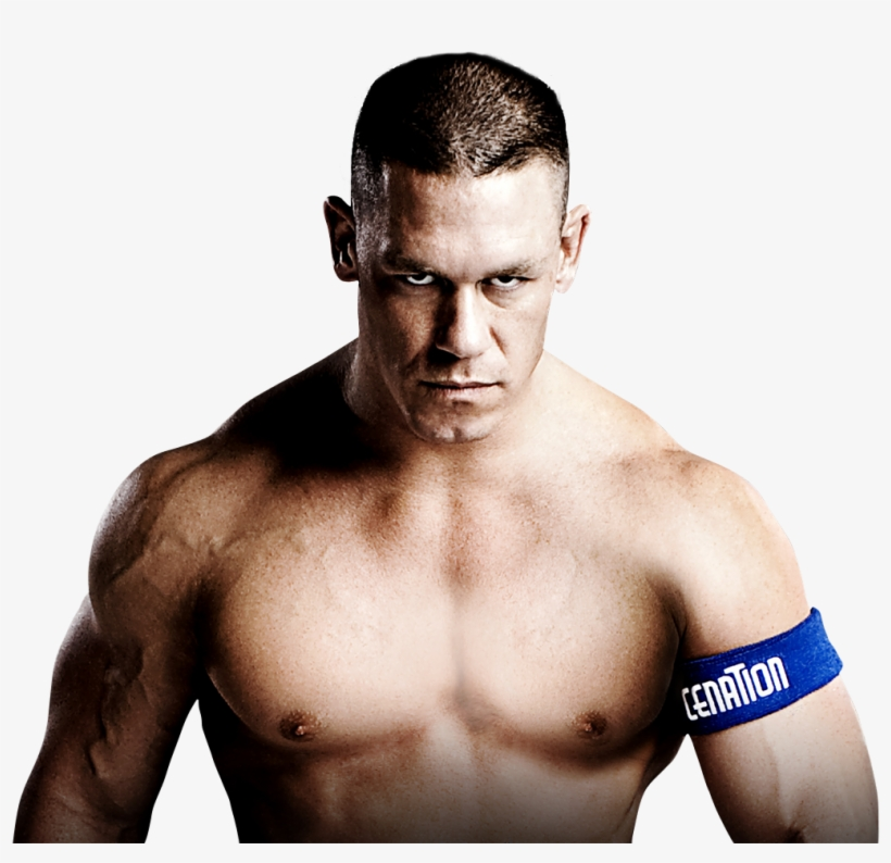 John Cena At Wrestlemania - Wwe Smackdown Vs Raw 2010, transparent png #540999