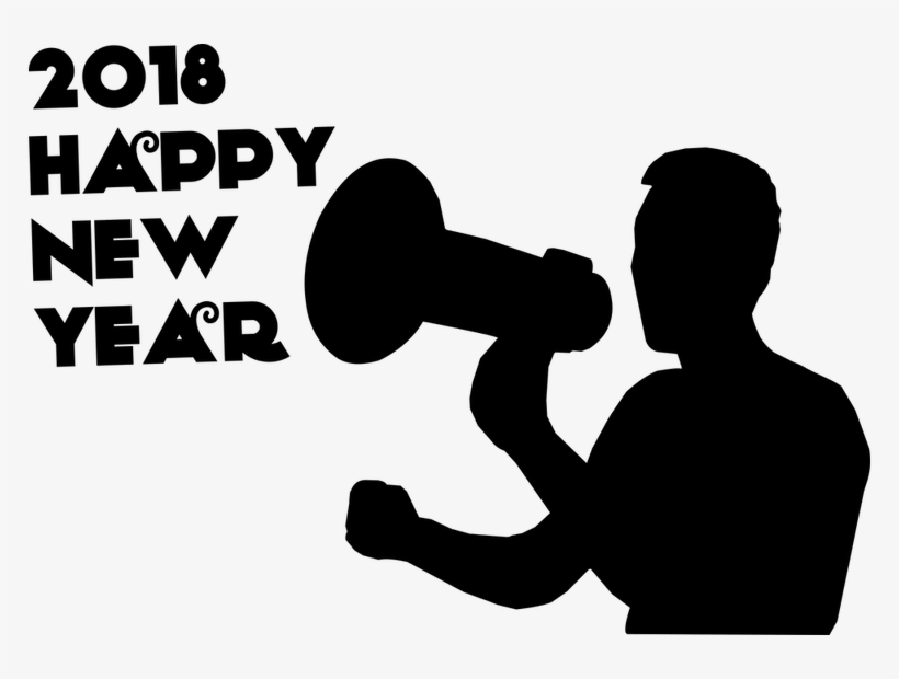 New Year Wishes Take Your Lovely Words To Your Family, - Happy New Year Photos 2018 Friends, transparent png #541501