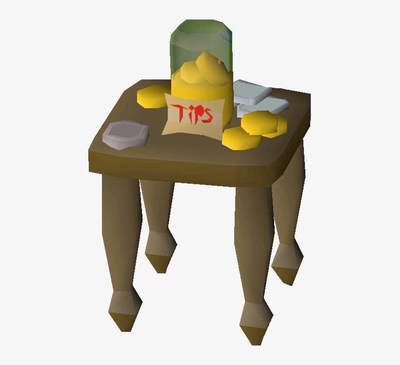Tip Jar Built - Runescape Tip Jar, transparent png #542328
