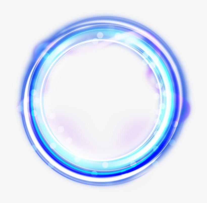 Brilliant Light Effects - Circular Light Effect Png, transparent png #543877