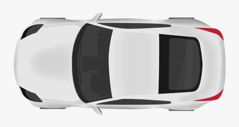 Cars Plan View Png - Car Top View Png Transparent, transparent png #544284