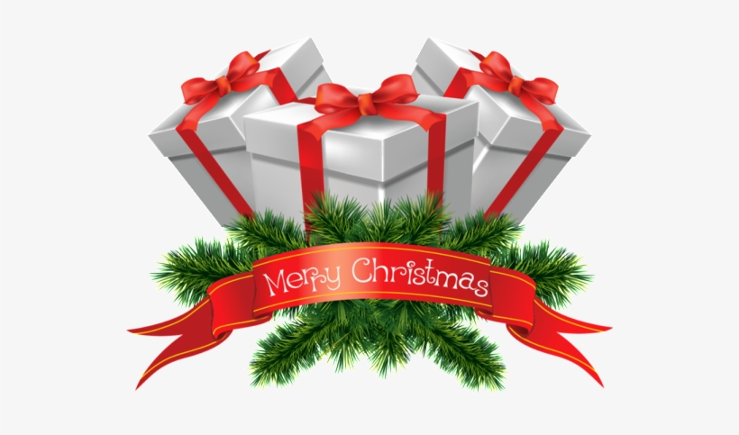 Merry Christmas Text Png - Merry Christmas Png, transparent png #544357