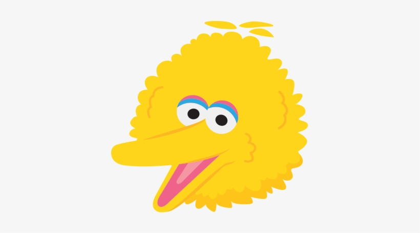 Sesame Street Characters Faces Png - #1 New York Times Bestseller Logo, transparent png #544526