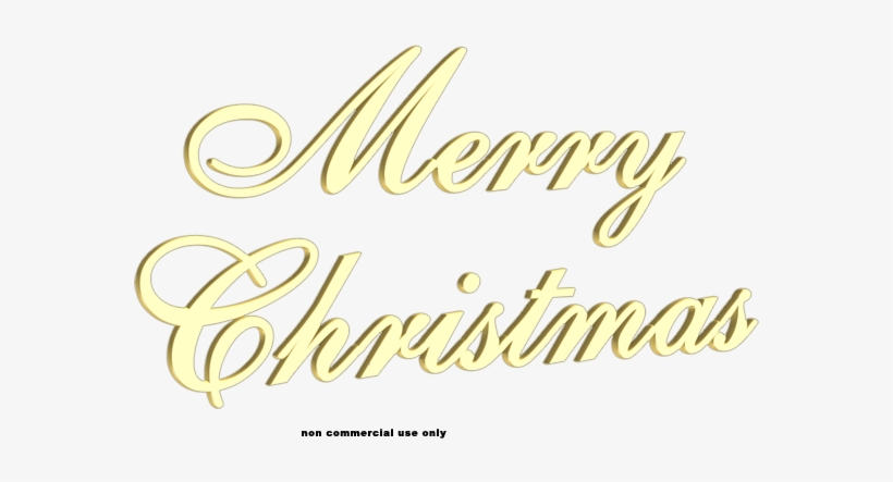 "Merry Christmas Text - Linden Merry Christmas T Square Car Magnet 3"" X 3"", transparent png #544529"