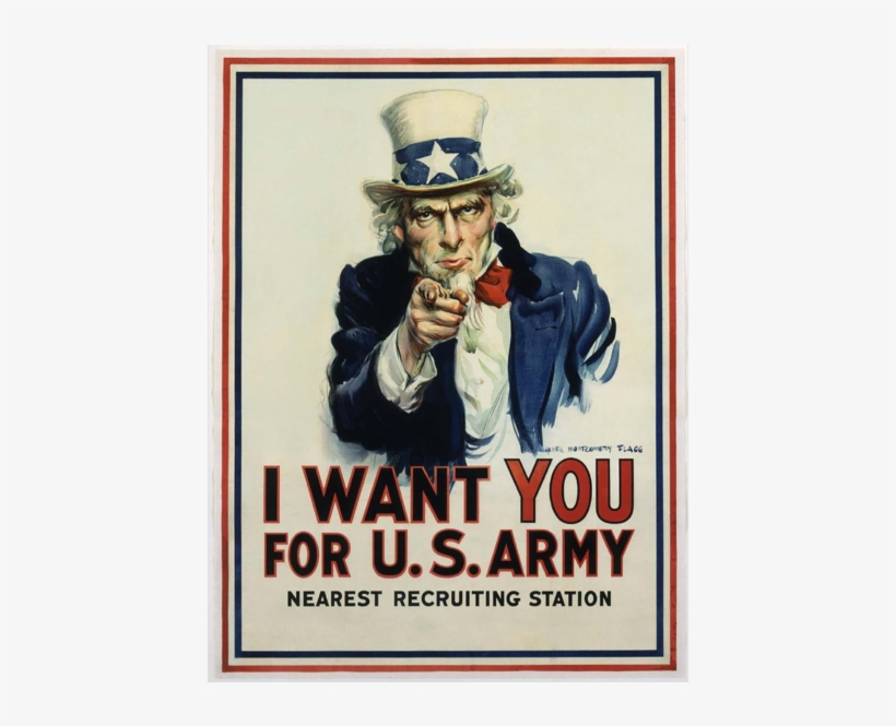 """""""i Want You For U - Want You For Us Army, transparent png #545574"""