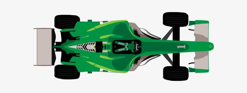 Green Racing Cliparts Racing Car Clipart Top View Free