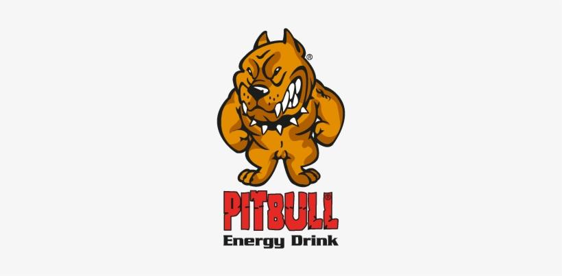 Pitbull Energy Drink Vector Logo Free Download - Pitbull Energy Drink Logo, transparent png #547101