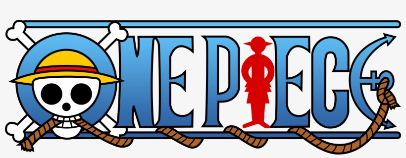 One Piece Logo - One Piece Logo Png - Free Transparent PNG ...