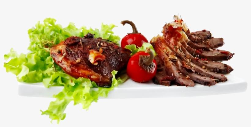 Grilled Food Png Free Image - Grilled Food Background, transparent png #547643