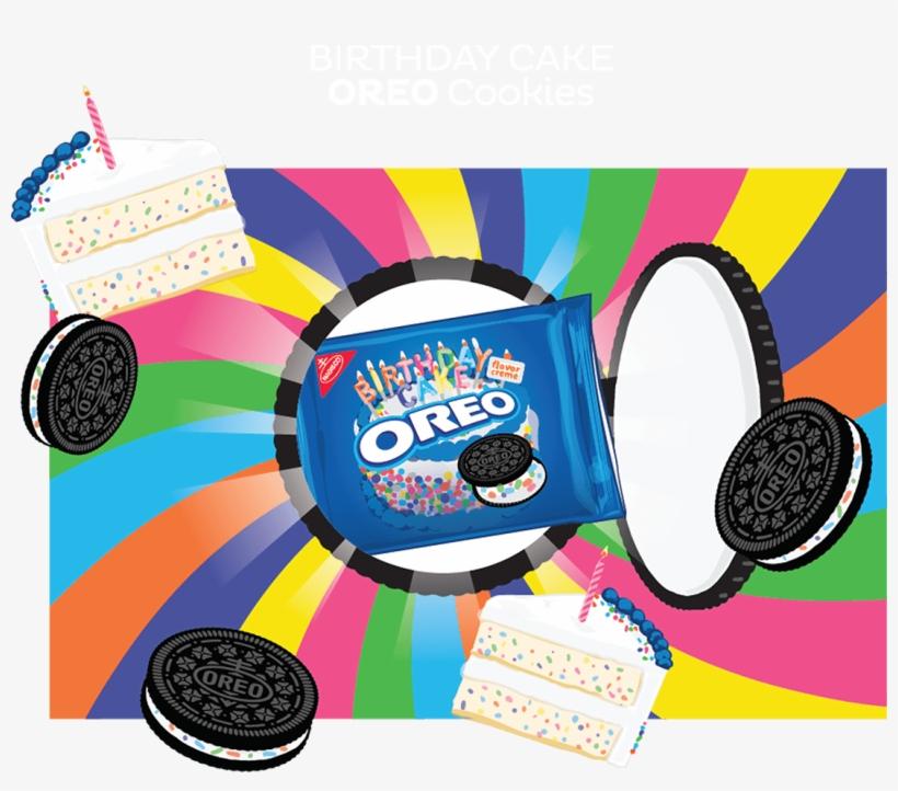 Stupendous Oreo Clipart Box Cookie Birthday Cake Oreos Png Free Birthday Cards Printable Trancafe Filternl