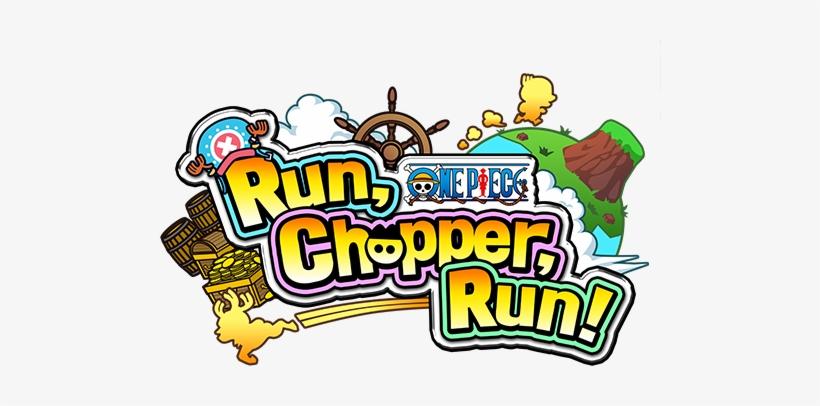 One Piece Run Chopper Run One Piece Free Transparent Png Download Pngkey