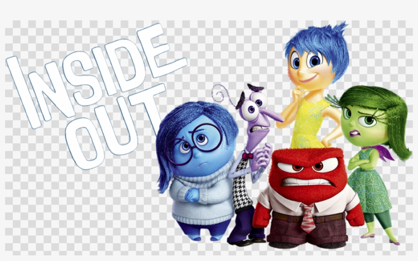 Inside Out Clipart Bing Bong Emotion Sadness - Inside Out Pg Movie Family Night, transparent png #5400268