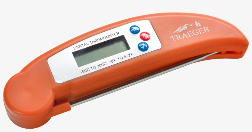 Digital Instant Read Thermometer - Traeger Grills Traeger Digital Instant Read Thermometer, transparent png #5403345
