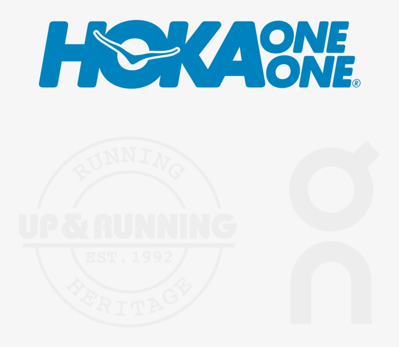 The National Running Show 2019 Welcomes Up & Running, - Logo Hoka One One, transparent png #5403416