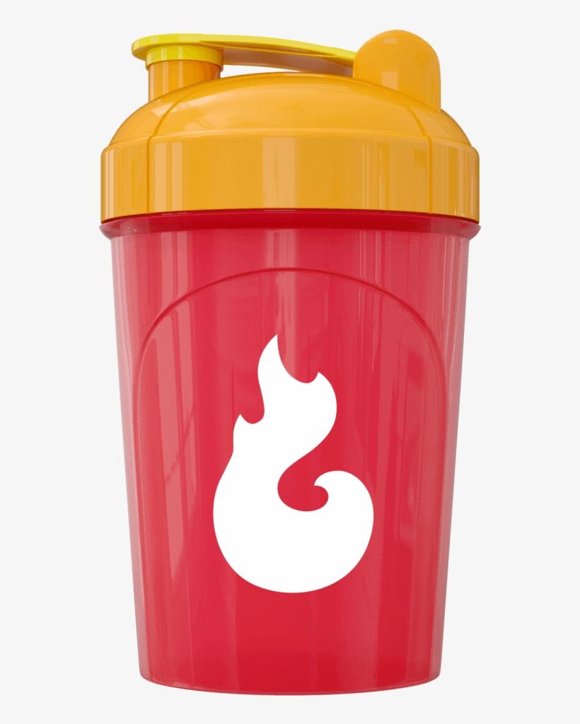 Shaker Cup - Faze Blaziken - Faze Gfuel Shaker Cup, transparent png #5424573