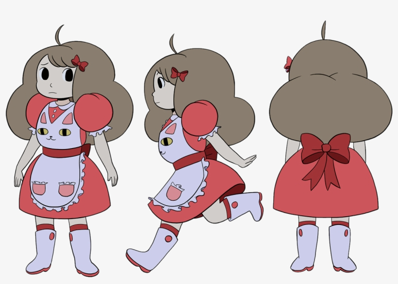 Bee And Puppycat Bee Pose - Bee Cosplay From Bee And Puppycat Costume, transparent png #5432508