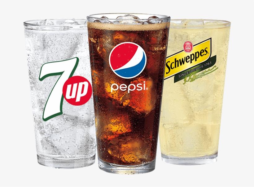 Beverages - Pepsi Mixing Glass - 20 Oz., transparent png #5440099