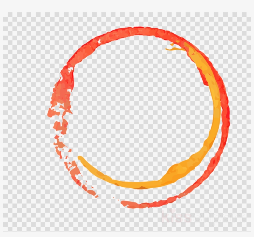 Download Brush Stroke Png Circle Clipart Paint Brushes - Brush Stroke Circle Png, transparent png #5441653