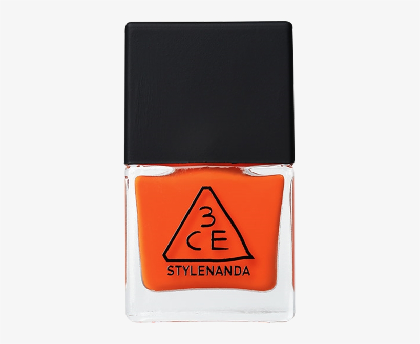 3ce Nail Lacquer - 3 Concept Eyes Nail Lacquer (#gn03) 10ml, transparent png #5442609