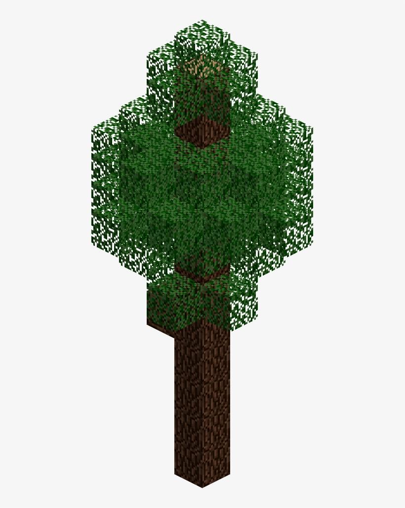 текстуры с круглым деревом для майнкрафт #7