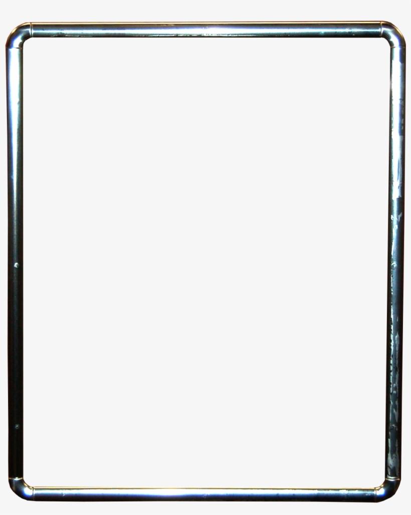 Bowser 575 Window Trim - Large Black Frame, transparent png #5452276