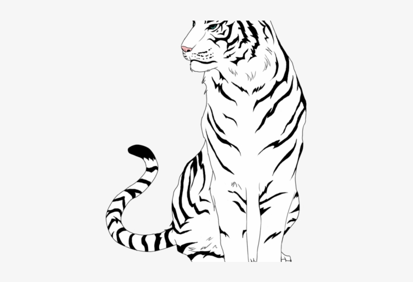 how to draw the lsu tigers logo
