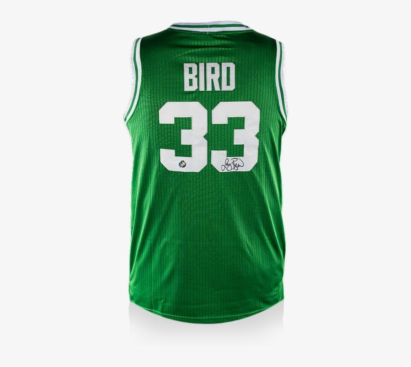Adidas Boston Celtics Larry Bird Soul Swingman Nba, transparent png #5466482