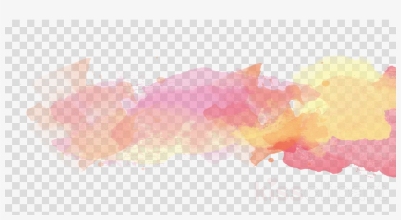 Color Painting Watercolor Splash Background Color Clipart: Watercolor Splash Transparent Clipart Watercolor Painting