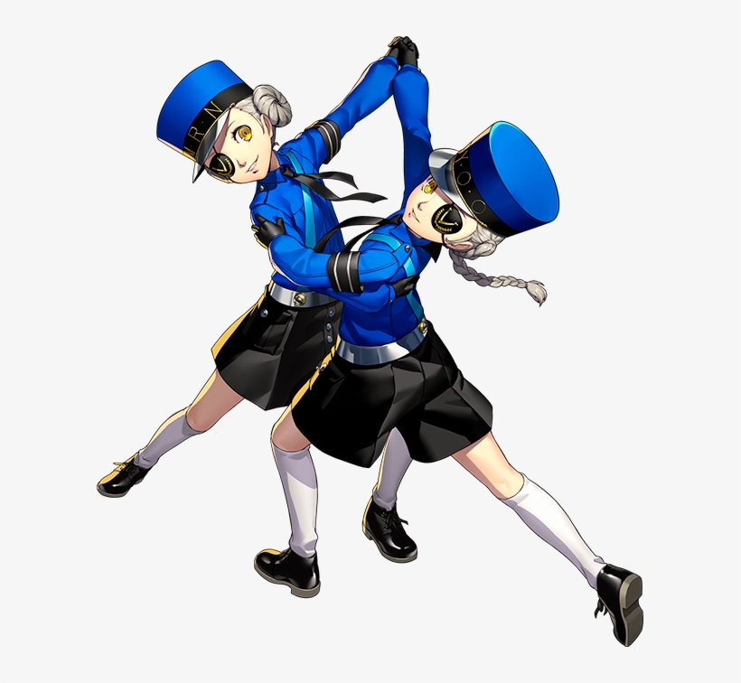 Persona Central's Tweet - Persona 5 Dancing Star Night Lavenza, transparent png #5468775