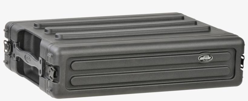Skb-r2s - Skb Cases 1skb-r2s 2u Shallow Roto Rack, transparent png #5485907