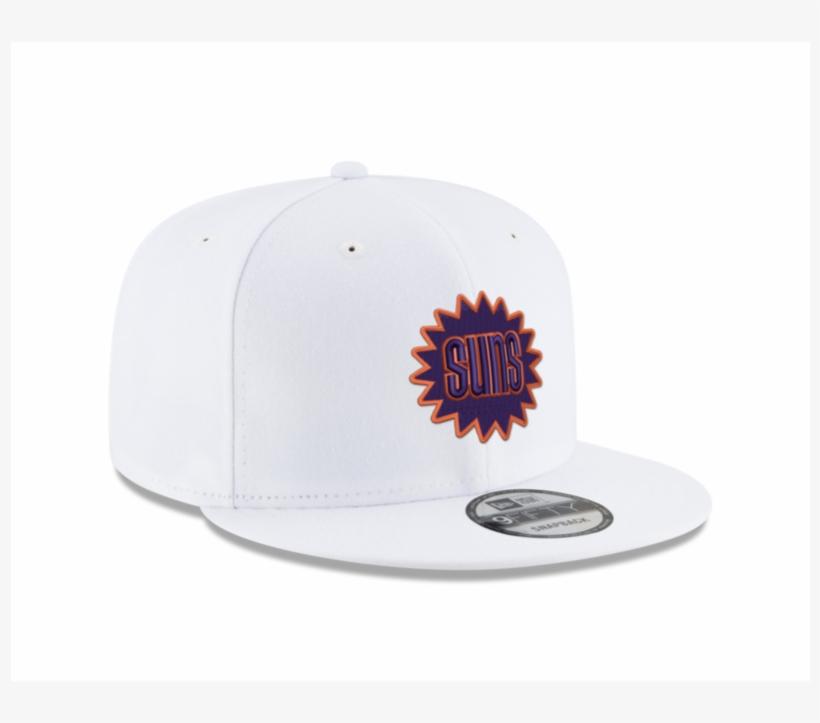 brand new bb0bc d1617 Nba Phoenix Suns Exclusive Hwc Sunburst New Era 9fifty - Baseball Cap