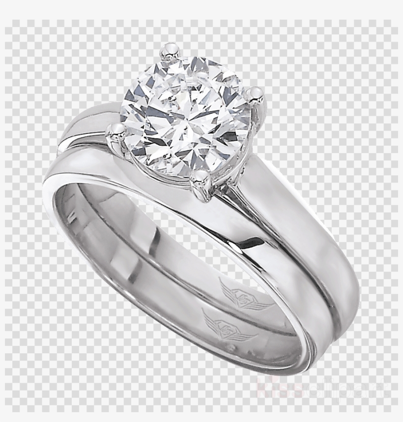 Diamond Wedding Ring Png Clipart Engagement Ring Wedding Engagement Rings For Women Free Transparent Png Download Pngkey
