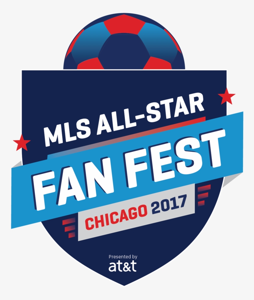 Fanfest Mls-01 - Major League Soccer All-star Game, transparent png #5499387