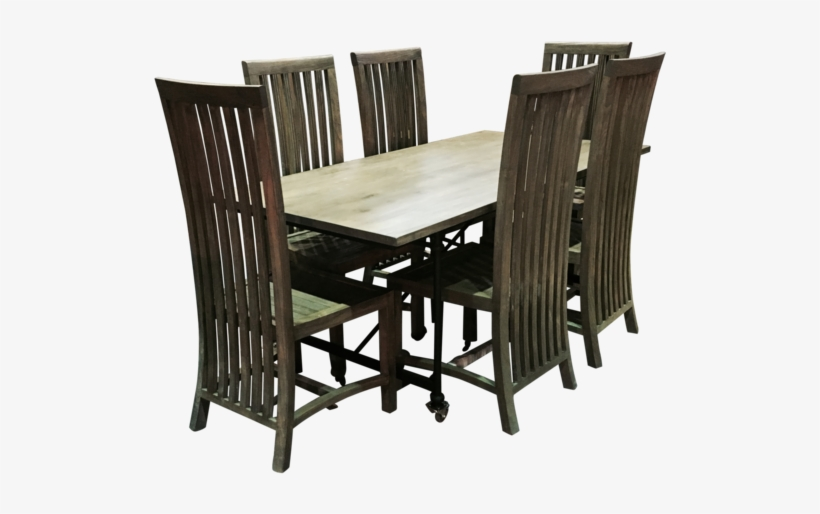 A Selection Of Solid Teak And Mahogany Dining Tables - Kitchen & Dining Room Table, transparent png #551298