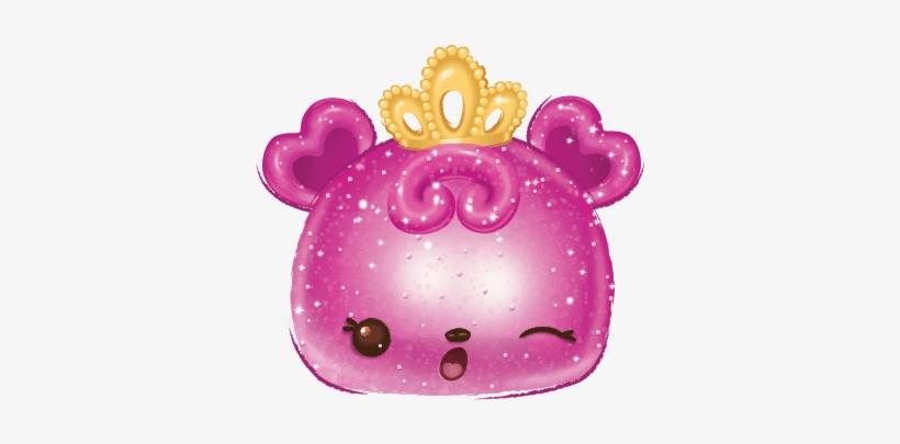 Gummy Bear Num Queen Razz Bear - Num Noms Queen Razz Bear, transparent png #552606