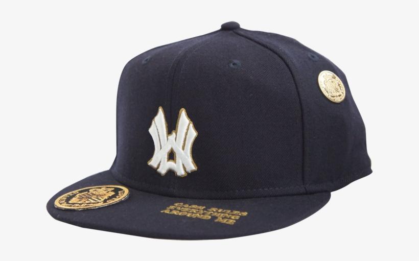 "Wu Tang New Wu York ""cream"" - Baseball Cap, transparent png #556881"