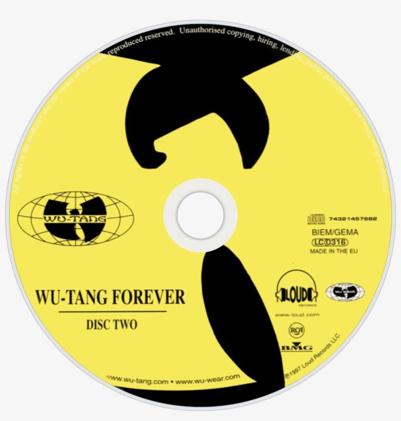 Wu Tang Clan Wu Tang Forever Cd Disc Image - Wu Tang Clan, transparent png #557025