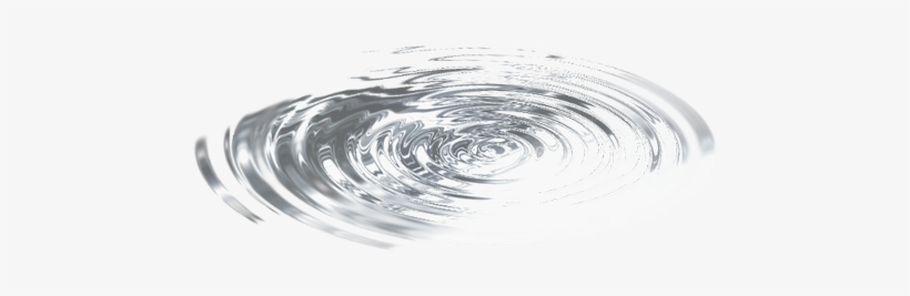 Download Transparent Hq Image - Water Ripple Png, transparent png #557933