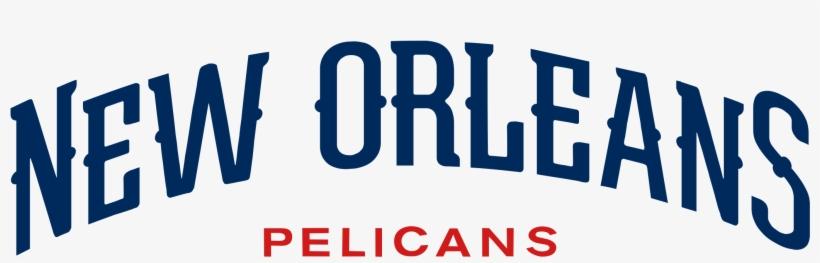 New Orleans Pelicans Wordmark Free Transparent Png