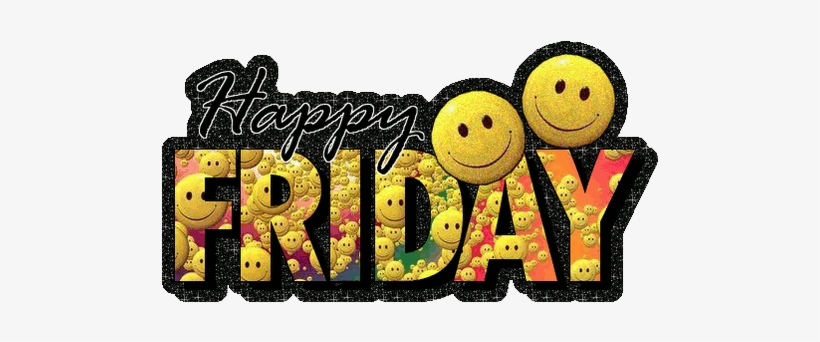 Happy - Friday Animation, transparent png #559704