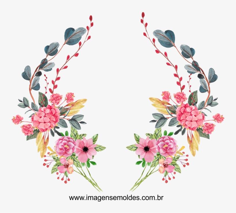 Flores Para Convite De Casamento Png Flores De Casamento Png