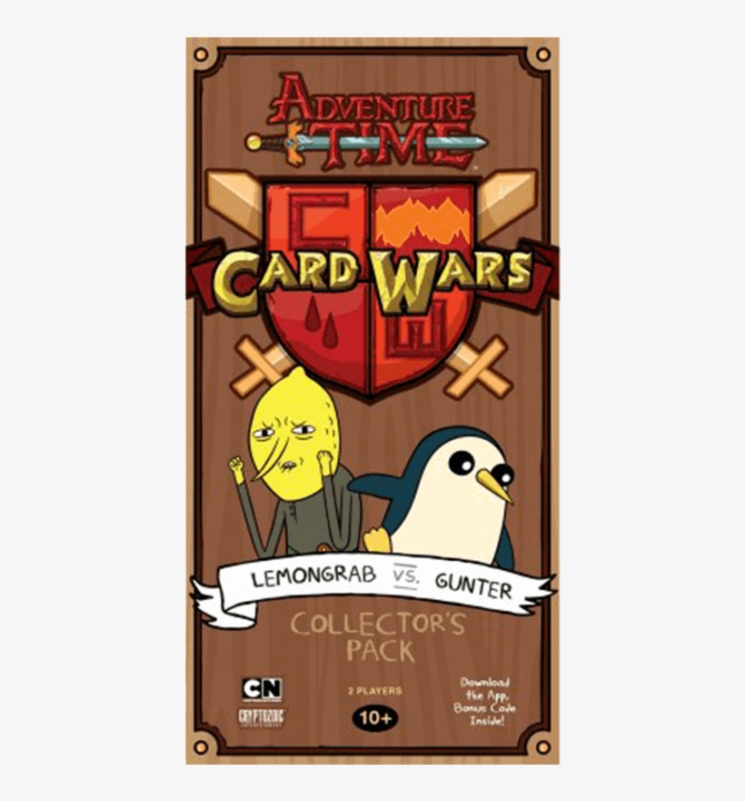 Adventure Time Card Wars - Adventure Time Card Wars Finn And Jake, transparent png #5525138