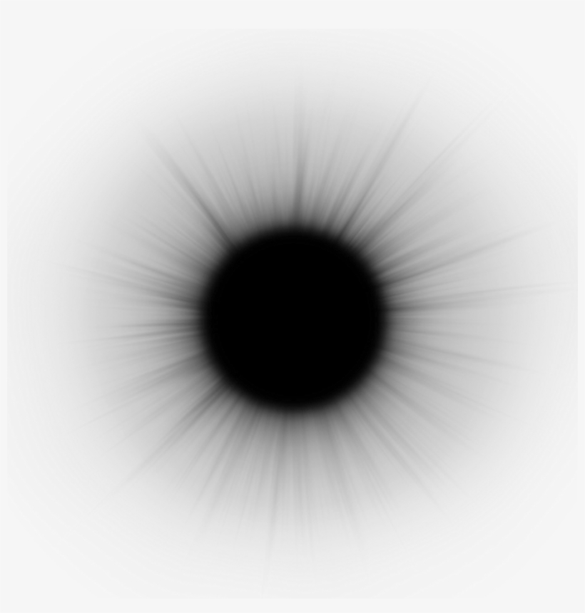 Blackhole Luz Light Brillo Bright Circular Round Star - Close-up, transparent png #5532994