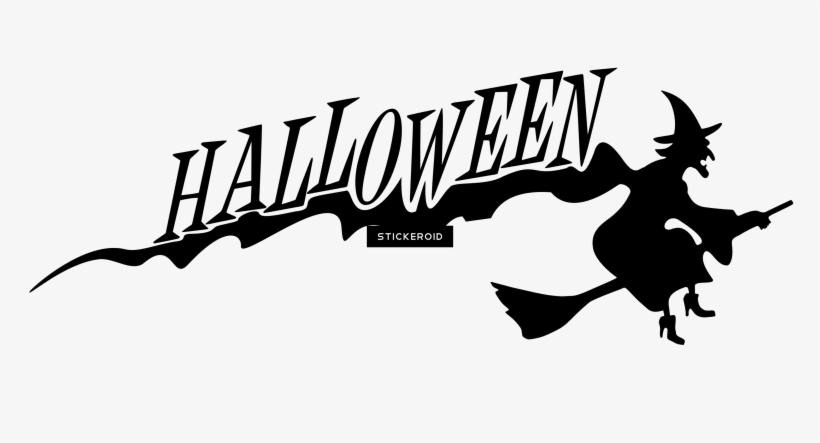 Happy Halloween Text - Happy Halloween Png Text, transparent png #5533780