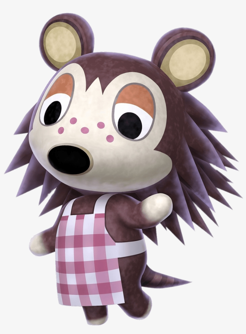 Animal Crossing Sable Able - Animal Crossing New Leaf (nintendo3ds), transparent png #5539236