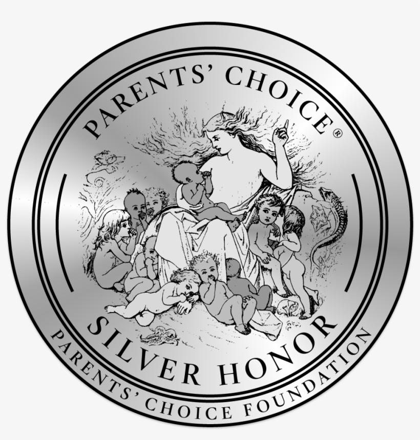 Parents' Choice Awards Medal - Parents Choice Awards Seal, transparent png #5559284