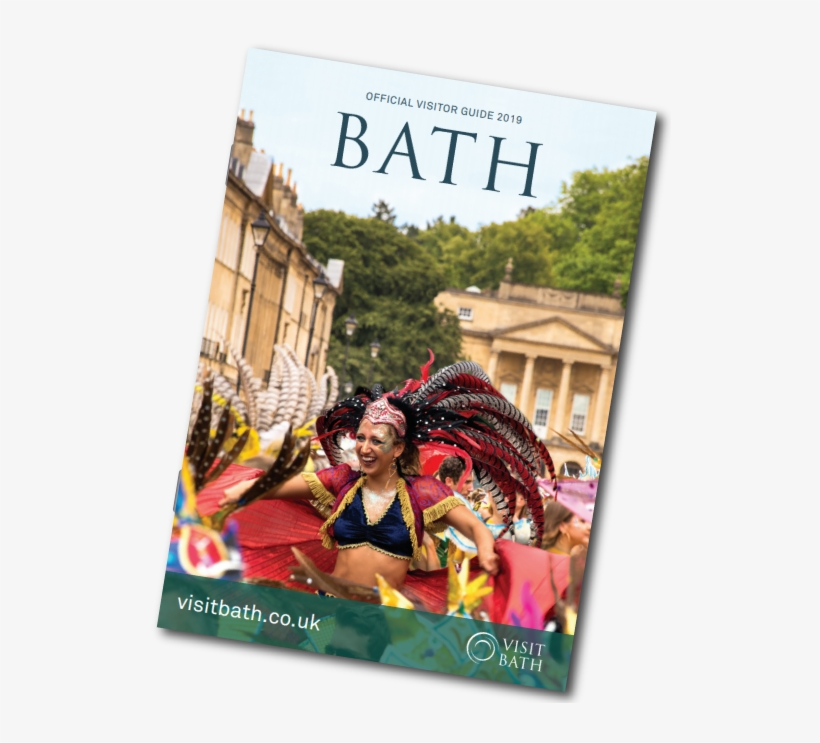 Ready To Visit Download Your Bath Visitor Guide - Visit Bath, transparent png #5561847