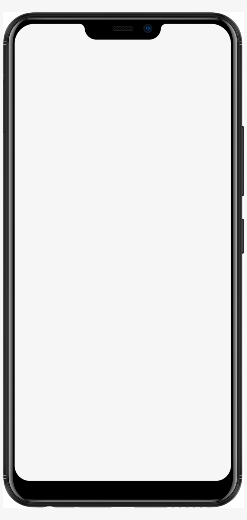 Phone - Frame For Youtube Video, transparent png #5562584