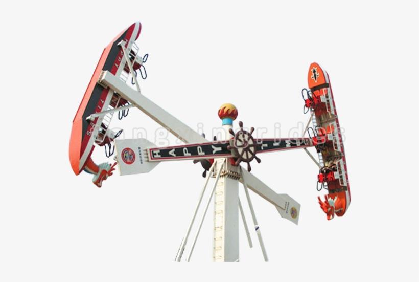 Theme Park Kamikaze Amusement Rides Equipment Machine - Amusement Park, transparent png #5570666