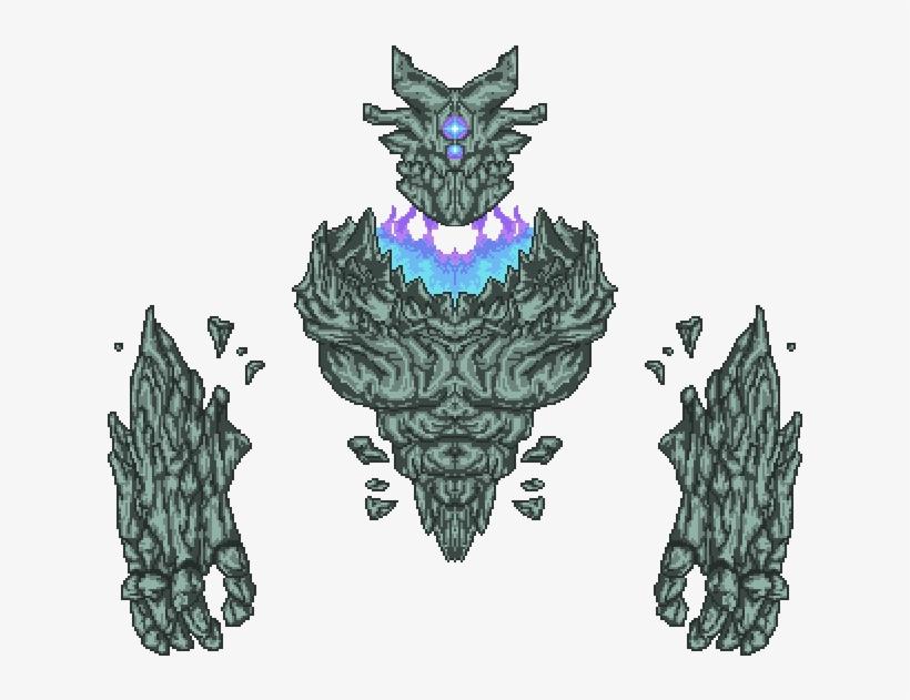 Tmodloader The Page Community - Terraria Spirit Mod Atlas, transparent png #5572114